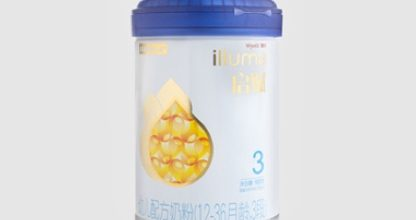 Infant formula for China