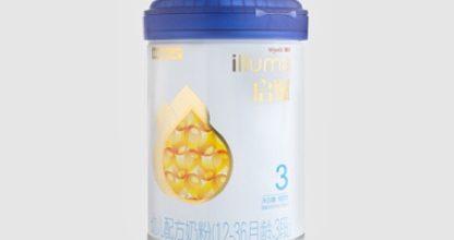 Infant formula for China