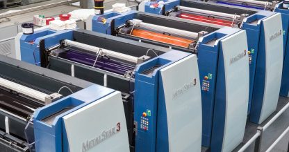 Investing in state-of-the-art printing technology